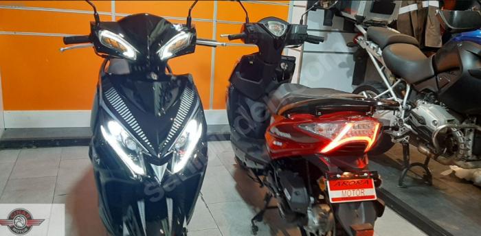 Arora AR 50-9 Verano 2020 Model Sıfır Kilometre Senetle Motorsiklet 1
