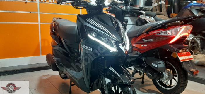Arora AR 50-9 Verano 2020 Model Sıfır Kilometre Senetle Motorsiklet 3