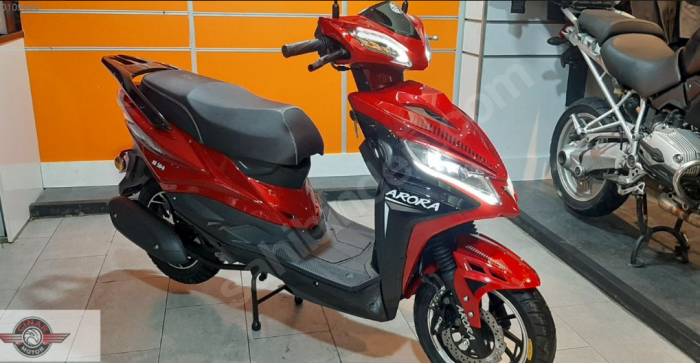 Arora AR 50-9 Verano 2020 Model Sıfır Kilometre Senetle Motorsiklet 7