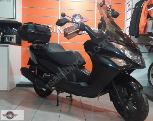 Daelim S3 Advance 250 2015 Model Senetle Motorsiklet İkinci El 1