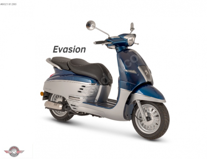 Peugeot Django 150 2020 Model Sıfır Kilometre Senetle Motosiklet 2