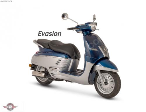 Peugeot Django 50 2020 Model Sıfır Kilometre Senetle Motosiklet 5