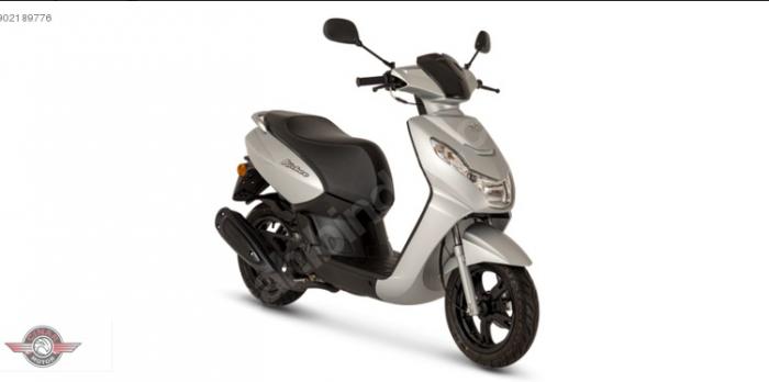 Peugeot Kisbe 50 2020 Model Sıfır Kilometre Senetle Motosiklet 1