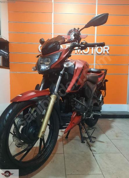 TVS Apache RTR 200 2019 Model Senetle Motosiklet İkinci El 7
