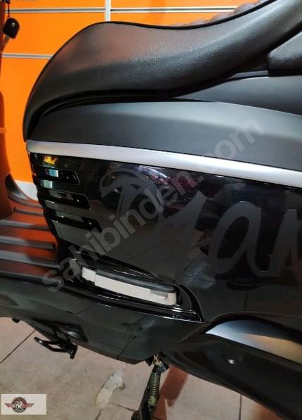 Peugeot Django 125 2021 Model Sıfır Kilometre Senetle Motosiklet 7