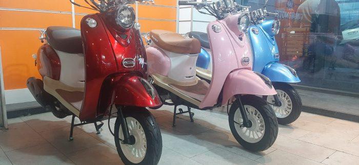 Motolux Efsane 50 2021 Model Renkleri Sıfır Kilometre Senetle Motosiklet 3