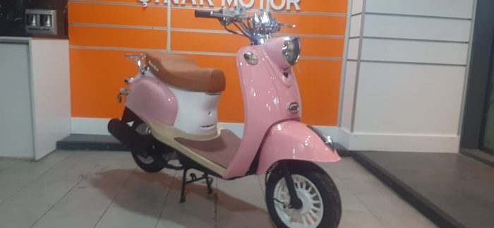 Motolux Efsane 50 2021 Model Renkleri Sıfır Kilometre Senetle Motosiklet 4