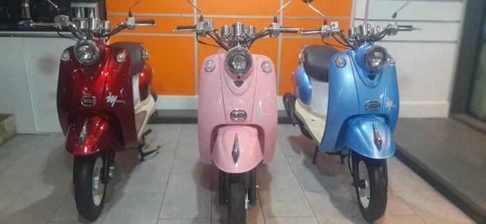 Motolux Efsane 50 2021 Model Renkleri Sıfır Kilometre Senetle Motosiklet 1
