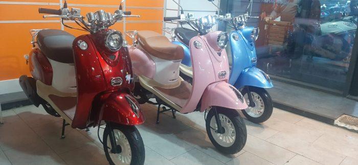 Motolux Efsane 50 2021 Model Renkleri Sıfır Kilometre Senetle Motosiklet 5
