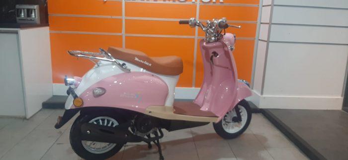 Motolux Efsane 50 2021 Model Renkleri Sıfır Kilometre Senetle Motosiklet 6