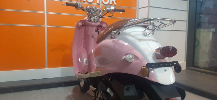 Motolux Efsane 50 2021 Model Renkleri Sıfır Kilometre Senetle Motosiklet 7