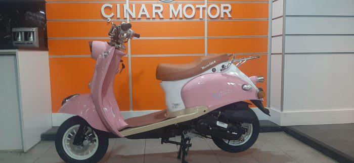 Motolux Efsane 50 2021 Model Renkleri Sıfır Kilometre Senetle Motosiklet 14