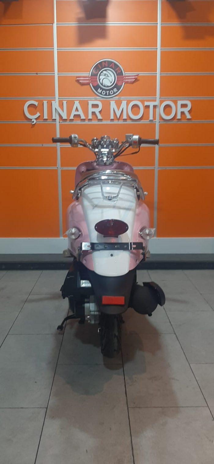 Motolux Efsane 50 2021 Model Renkleri Sıfır Kilometre Senetle Motosiklet 13