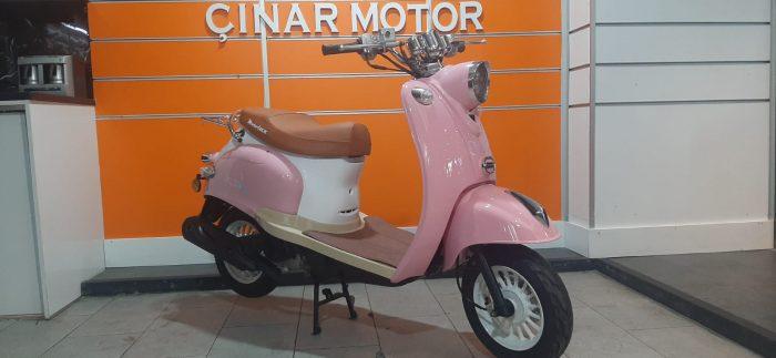 Motolux Efsane 50 2021 Model Renkleri Sıfır Kilometre Senetle Motosiklet 11