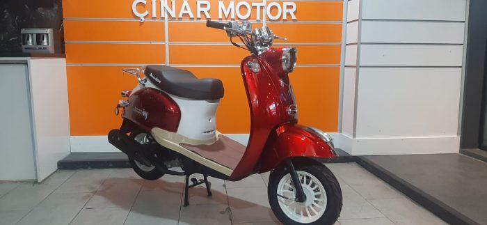 Motolux Efsane 50 2021 Model Renkleri Sıfır Kilometre Senetle Motosiklet 9
