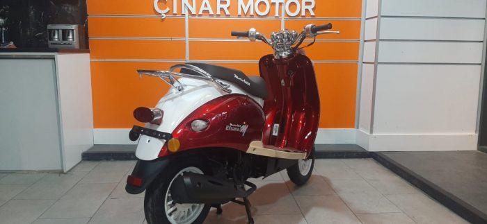 Motolux Efsane 50 2021 Model Renkleri Sıfır Kilometre Senetle Motosiklet 8
