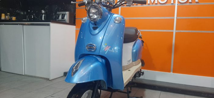 Motolux Efsane 50 2021 Model Renkleri Sıfır Kilometre Senetle Motosiklet 15