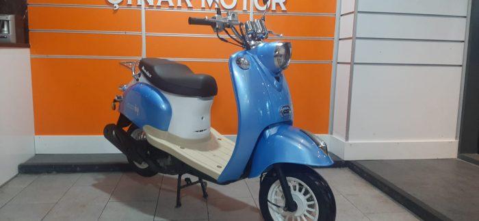Motolux Efsane 50 2021 Model Renkleri Sıfır Kilometre Senetle Motosiklet 16