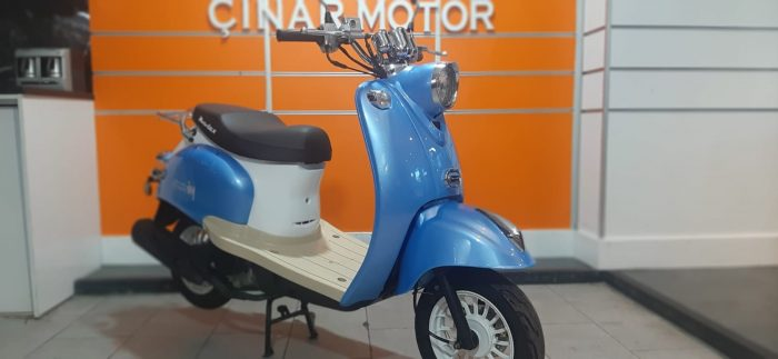Motolux Efsane 50 2021 Model Renkleri Sıfır Kilometre Senetle Motosiklet 17