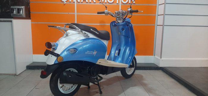 Motolux Efsane 50 2021 Model Renkleri Sıfır Kilometre Senetle Motosiklet 18