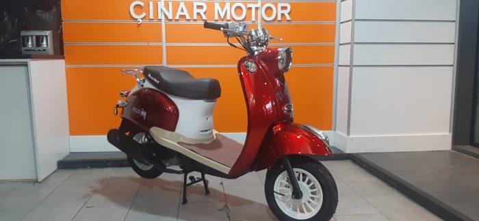 Motolux Efsane 50 2021 Model Renkleri Sıfır Kilometre Senetle Motosiklet 20
