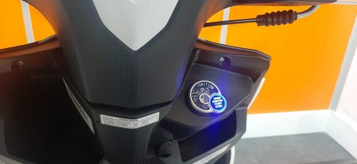 Motolux Rossi 50 2020 Model Sıfır Kilometre Senetle Motosiklet Çift renk 11