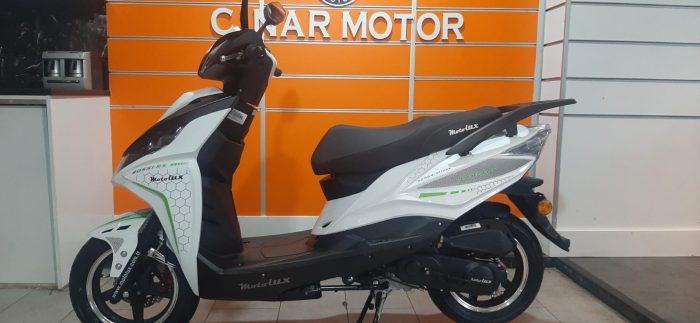 Motolux Rossi 50 2020 Model Sıfır Kilometre Senetle Motosiklet Çift renk 7