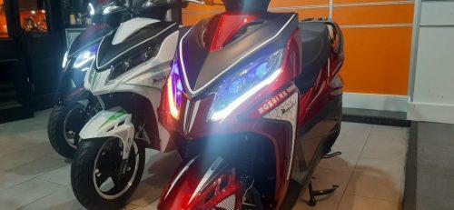 Motolux Rossi 50 2020 Model Sıfır Kilometre Senetle Motosiklet Çift renk 20