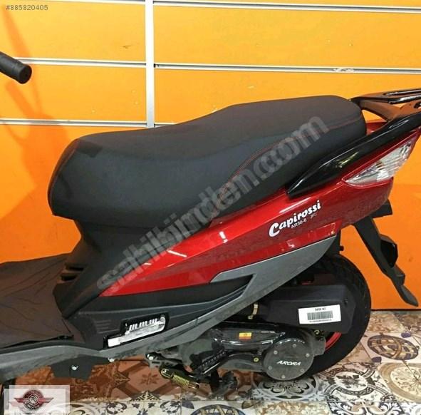 Arora AR 50-6 Capirossi 2020 Model Sıfır Kilometre Senetle Motorsiklet 2