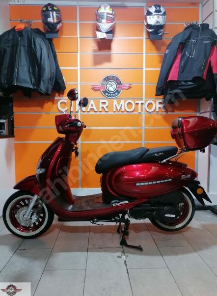 Çınar Motosiklet - Senetle Motosiklet Satışının Doğru Adresi 66