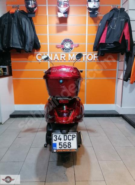 Arora Cappucino 125 2020 Model İkinci El Senetle Motosiklet 5