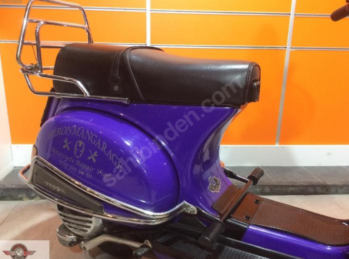 Vespa Cosa 200 1989 Model Senetle Motosiklet İkinci El 4