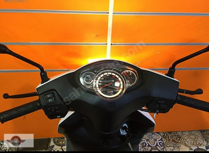Falcon Dolphin 100 2020 Model Sıfır Kilometre Senetle Motosiklet 2