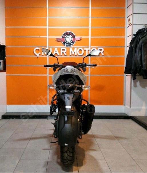 TVS Apache RTR 200 2020 Model Sıfır Kilometre Senetle Motosiklet 6