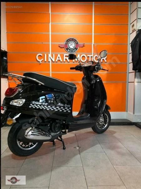 Arora AR 50 Cappucino 2021 Model Sıfır Kilometre Senetle Motosiklet 9