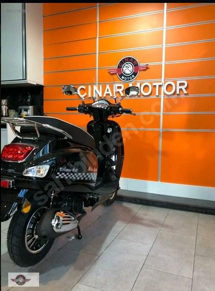 Arora AR 50 Cappucino 2021 Model Sıfır Kilometre Senetle Motosiklet 7