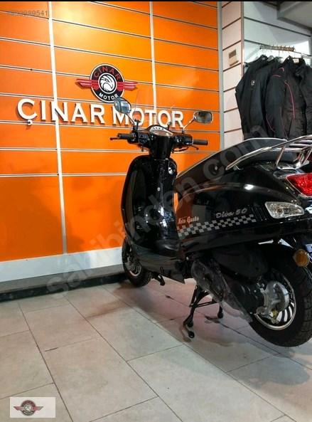 Arora AR 50 Cappucino 2021 Model Sıfır Kilometre Senetle Motosiklet 6