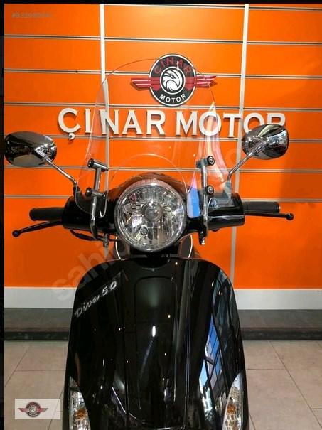 Arora AR 50 Cappucino 2021 Model Sıfır Kilometre Senetle Motosiklet 3