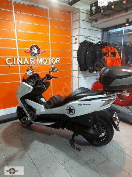 Honda NSS300 Forza 2015 Model İkinci El Senetle Motosiklet 8