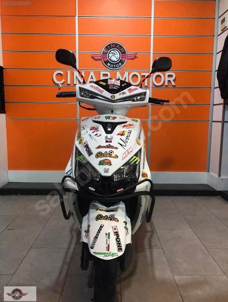 Motolux Nirvana 50cc 2021 Model İkinci El Senetle Motosiklet 5