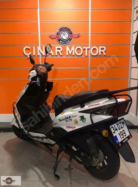 Motolux Nirvana 50cc 2021 Model İkinci El Senetle Motosiklet 6