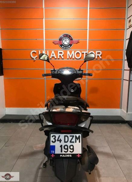 Motolux Nirvana 50cc 2021 Model İkinci El Senetle Motosiklet 7