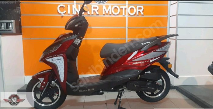 Motolux Rossi Rs 2021 Model Sıfır Kilometre Senetle Motosiklet 4