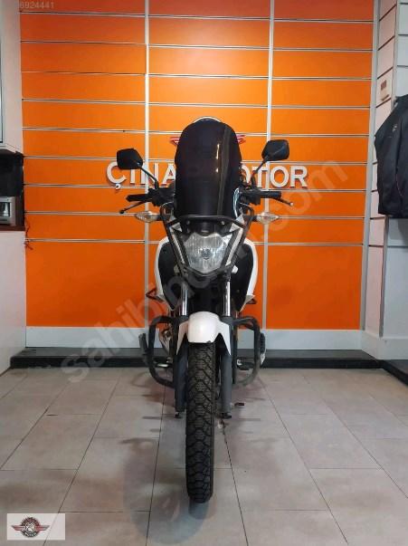 Honda CB 125 2018 Model İkinci El Senetle Motosiklet 3