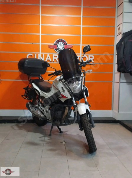 Honda CB 125 2018 Model İkinci El Senetle Motosiklet 6