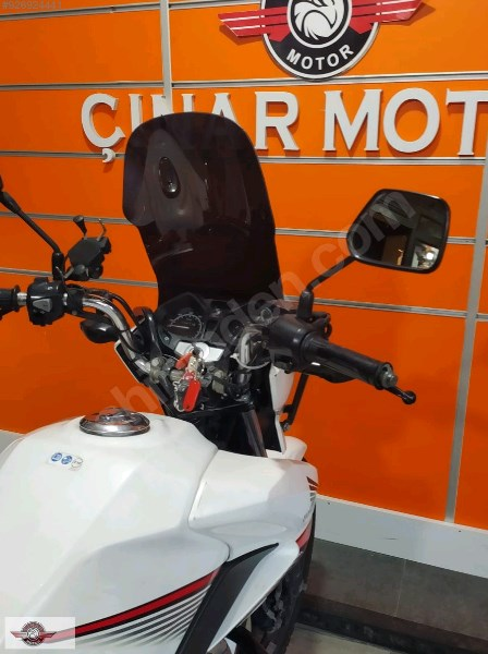 Honda CB 125 2018 Model İkinci El Senetle Motosiklet 8