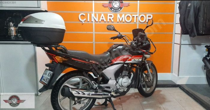 Honda CBF 150 2013 Model İkinci El Senetle Motosiklet 3