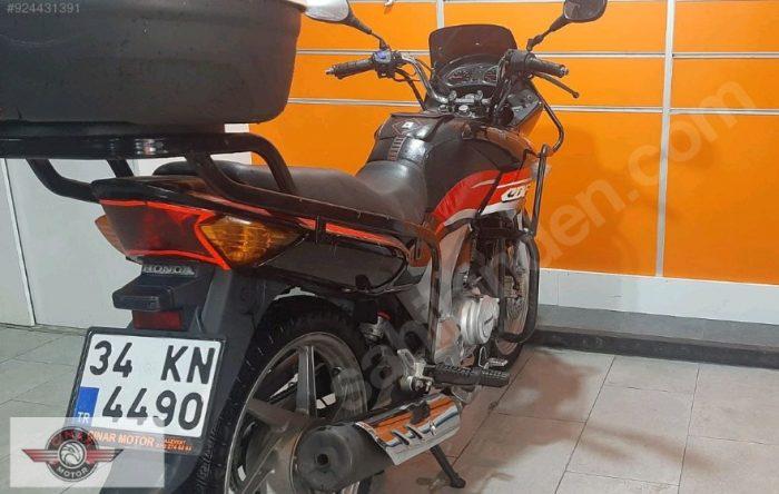 Honda CBF 150 2013 Model İkinci El Senetle Motosiklet 2