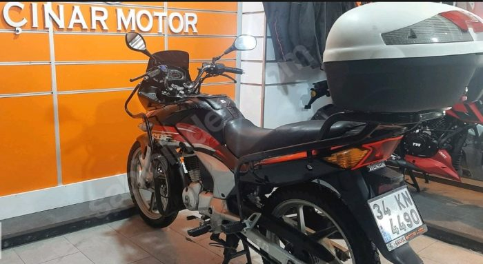 Honda CBF 150 2013 Model İkinci El Senetle Motosiklet 5