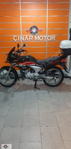 Honda CBF 150 2013 Model İkinci El Senetle Motosiklet 6